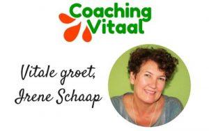 Irene Schaap van Coaching Vitaal in Nieuwkoop