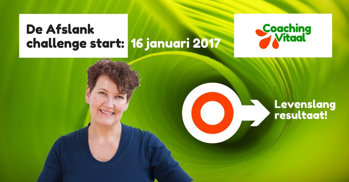 De afslank Challenge 16 januari 2017 bij Coaching Vitaal (2)