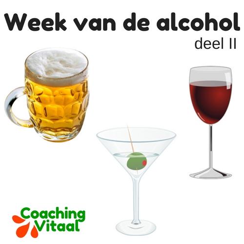 eek van de alcohol bij coaching Vitaal deel 2