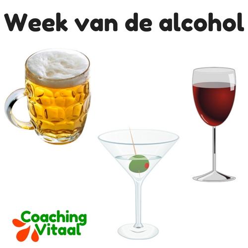 Week van de alcohol op Coaching Vitaal