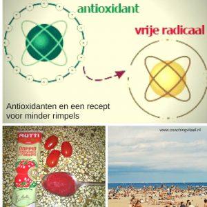 Antioxidanten en een recept voor minder rimpels op Coaching Vitaal