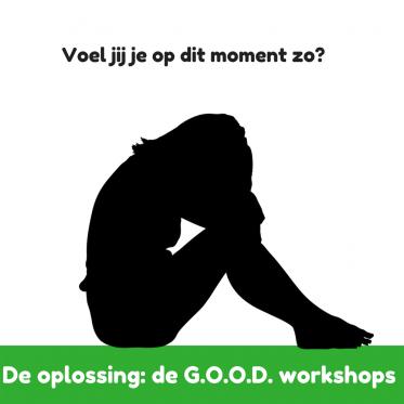 de GOOD food en stress workshops bij Coaching Vitaal