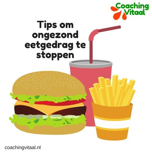 Tips om gezonder te eten bij Coaching Vitaal