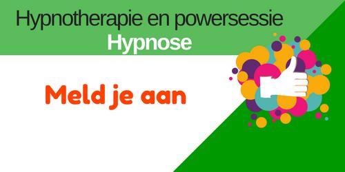 aanmelden hypnose behandeling in Nieuwkoop Zuid-Holland