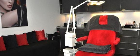luxe-behandelkamer voor de hypnosebehandeling in Nieuwkoop