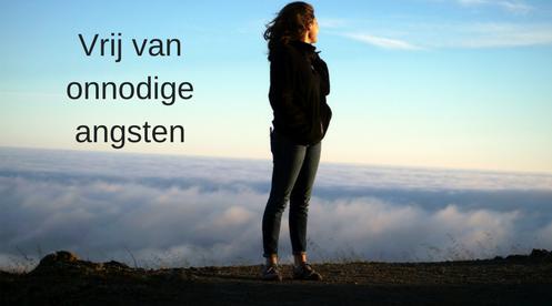 Hypnose bij Coaching Vitaal in Nieuwkoop inzetten voor angsten