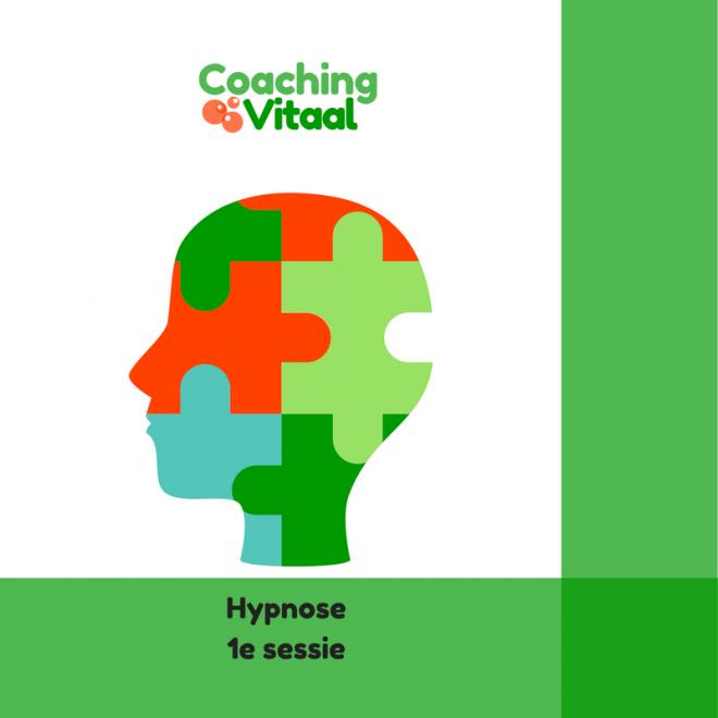 Hypnose eerste sessie Coaching Vitaal