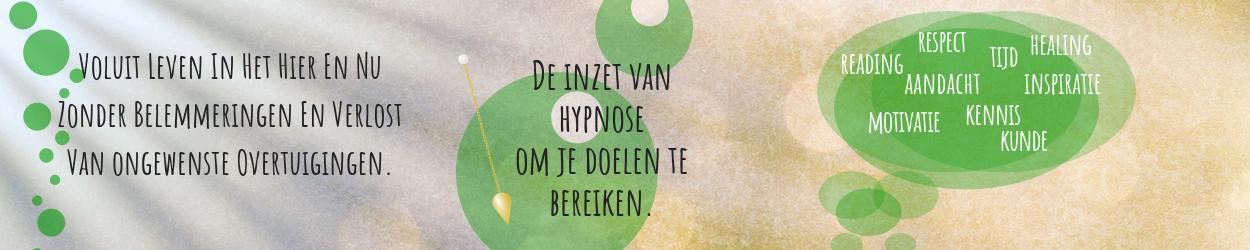 Irene Schaap, healing, reading en hypnose
