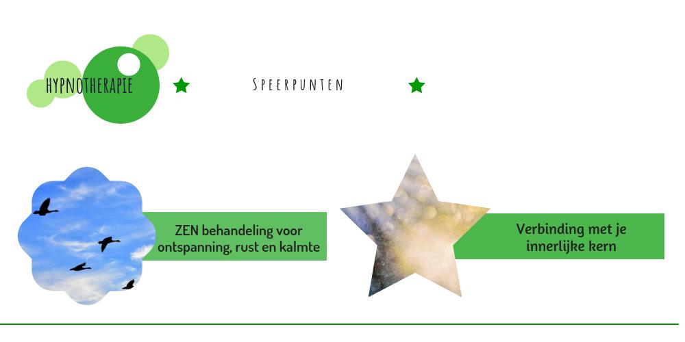 Speerpunten van hypnotherapie praktijk Coaching Vitaal in Nieuwkoop
