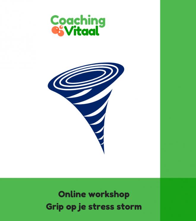 Workshop: Grip op je stress storm