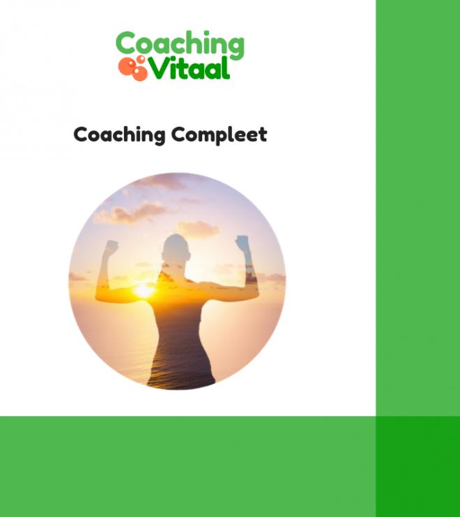 Coaching Compleet om krachtiger je eigen koers te varen.