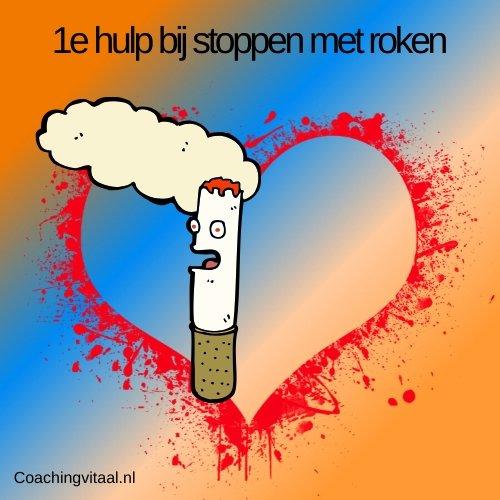 Eerste hulp bij stoppen met roken bij Coaching Vitaal (1)