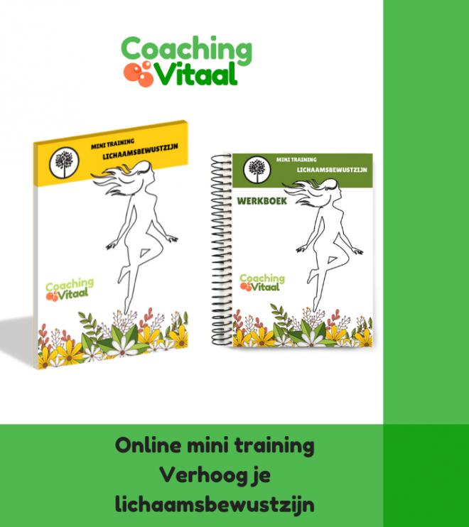 Online mini training Verhoog je lichaamsbewustzijn